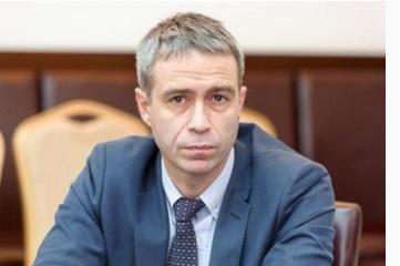 Начальник финансовой доступности ЦБ РФ Михаил Мамута